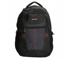 Рюкзак для ноутбука Enrico Benetti Bonaire 32x44x18 см 25 л Black-Red (Eb47093 618)