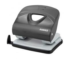 Діркопробивач Axent Exakt-2 металевий, 30 аркушів, чорний (3930-01-A)