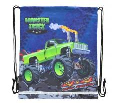 Сумка для взуття 1Вересня  Monster truck, 40*35 см (555244)