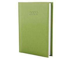 Щоденник датований 2021 Economix FLASH А6 352 сторінки фісташковий (E21826-67)