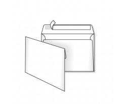 Конверт Куверт мокроклей С6 білий (1012)