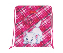 Сумка  для взуття COOLPACK FOR KIDS 38,5*32см., Pretty Kitty (66730CP)