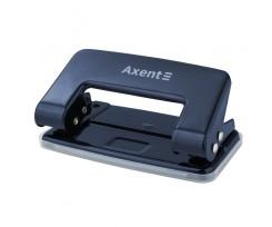 Діркопробивач Axent Delta до 10 аркушів металевий синій (D3510-02)