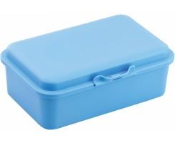 Ланч-бокс Economix Snack 16.8х11.1х6.5 см пастельно блакитний (E98378)