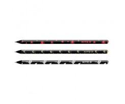 Олівець графітний Kite Girls з кристалом 2.2 мм 36 штук тубус (K20-059)