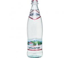 Вода Боржомі мінеральна газована 0.5 л скло (bj.01346)