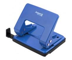 Діркопробивач Axent Delta до 20 аркушів металевий синій (D3520-02)