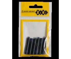 Капсули з чорнилом ZiBi до перової ручки 6 штук фіолетовий (ZB.2272-05)