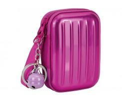 Брелок-гаманець Cool For School 9.5x4x7 см з дзвіночком рожевий (CF86951)