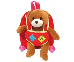 Ранець COOLFORSCHOOL Bear, 25*18*15 (CF86009)