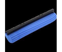 Губка для швабри Buroclean 27 см блакитний (10300103)