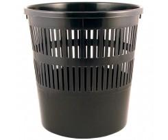 Корзина для паперу Axent Delta 8 литрів чорна (d4007-01)