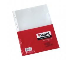 Файл Axent А4+, глянцевий, 90 мкм, 20 штук (2009-20-a)