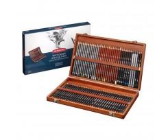 Набір акварельних олівців Derwent 72 шт 2,8мм (2301902)