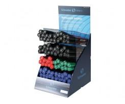 Дисплей SCHNEIDER MAXX, 80 текстових маркерів, 1мм, асорті (S300802)