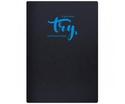 Щоденник Brunnen Агенда Flex Neo Try 14.5x20.6 см 320 аркушів синій (73-796 71 021)