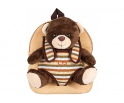 Ранець COOLFORSCHOOL Brown Bear, 25*21*15 (CF86065)