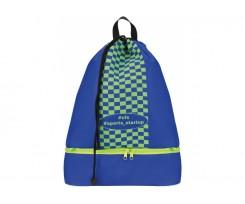 Рюкзак спортивний Cool For School 44х32х17 см синій (CF86598-04)