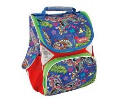 Рюкзак шкільний каркасний Cool For School Spring, 34х26х13 см, 6-15 л, поліестер (CF85812)