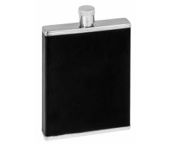 Фляга з нержавіючої сталі Optima Cabinet  90 мл, чорний (O51687)