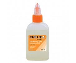 Клей канцелярський Axent Delta 200 мл ковпачок-дозатор (d7223)