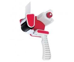 Диспенсер Axent для пакувальної клейкої стрічки 50 мм червоний (3080-A)