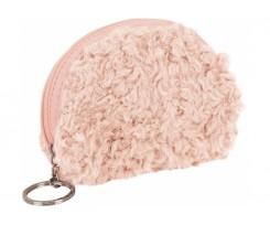 Брелок-гаманець Cool For School 11x5x9 см рожевий (CF86929)
