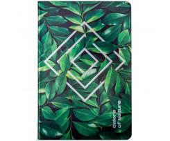 Блокнот Axent Colors of Nature А5 60 аркушів клітинка зелений (8453-01-A)