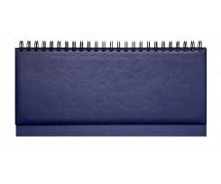 Планінг недатований Buromax BASE 320х125 мм 112 сторінок синій (BM.2699-02)