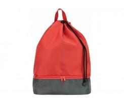 Рюкзак спортивний Cool For School 44х32х17 см червоний-сірий (CF86598-05)