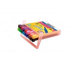 Набір фломастерів Cool for school 2 мм 12 штук асорті (CF15205)
