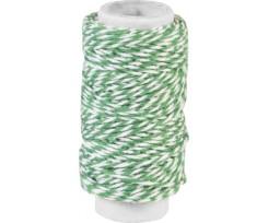 Декоративна нитка Knorr Prandell подвійна Зелена 20м (2162660017)