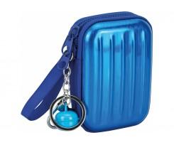 Брелок-гаманець Cool For School 9.5x4x7 см синій (CF86948)