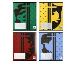 """Зошит Kite """"Harry Potter"""" A5, 18 аркушiв, клiтинка, асортi (HP20-236-1)"""