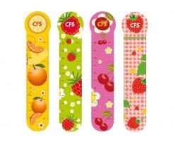 Закладинки для книг Cool For School Fruit 4 штуки асорті (CF69106)