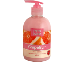 Крем-мило рідке Fresh Juice 460 мл Grapefruit (e.11446)