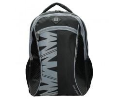 Рюкзак для ноутбука Enrico Benetti Natal 32x46x24 см 35 л Black-Grey (Eb47106 614)