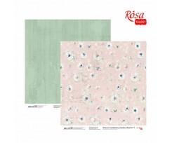 Папір для скрапбукінгу ROSA TALENT Emotion & Romance 3 двостороння 308х308 мм 200 г/м2 (5316054)
