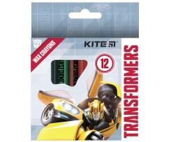 Крейда Kite Transformers 12 штук асорті (TF21-070)