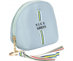 Брелок-гаманець Cool For School Nice Stripe з аплікацією (CF86939)