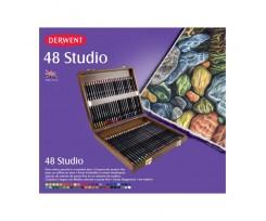 Набір кольорових олівців Derwent Studio, 48 кол., (700822)