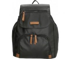 Рюкзак жіночий Enrico Benetti Dakar 26x29x12 см Black (Eb66401 001)