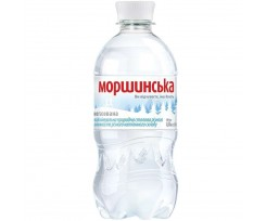Вода мінеральна Моршинська негазована 0.33 л ПЕТ (mh.00826)