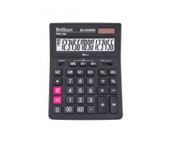 Калькулятор Brilliant 16 розрядів чорний (BS-8886BK)