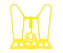 Підставка для підручників Economix пластик, жовта  (E32218)