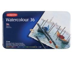 Набір акварельних олівців Derwent Watercolour 36 шт (32885)