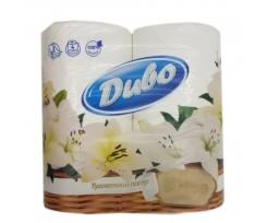 Папір туалетний целюлозний Диво ELITE, 4 рулони, 3шари, білий (тп.дв.е.4б)