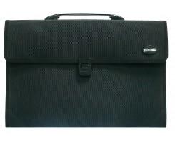 Портфель Economix 3 відділення В4 пластиковий (E31611)