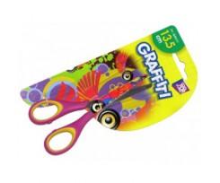 Ножиці дитячі Cool for school GRAFFITI асорті 135 мм (CF49454-02)