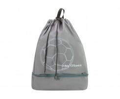 Рюкзак спортивний Cool For School 46х35х18 см сірий (CF86599-03)